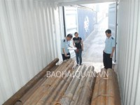 hai phong customs handled 86 cases of specialized inspection violation