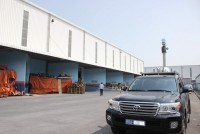 promoting the efficiency of mobile supervision vehicles in customs control