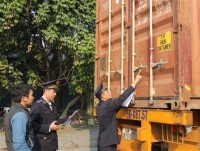 how to manage cargoes in private customs area