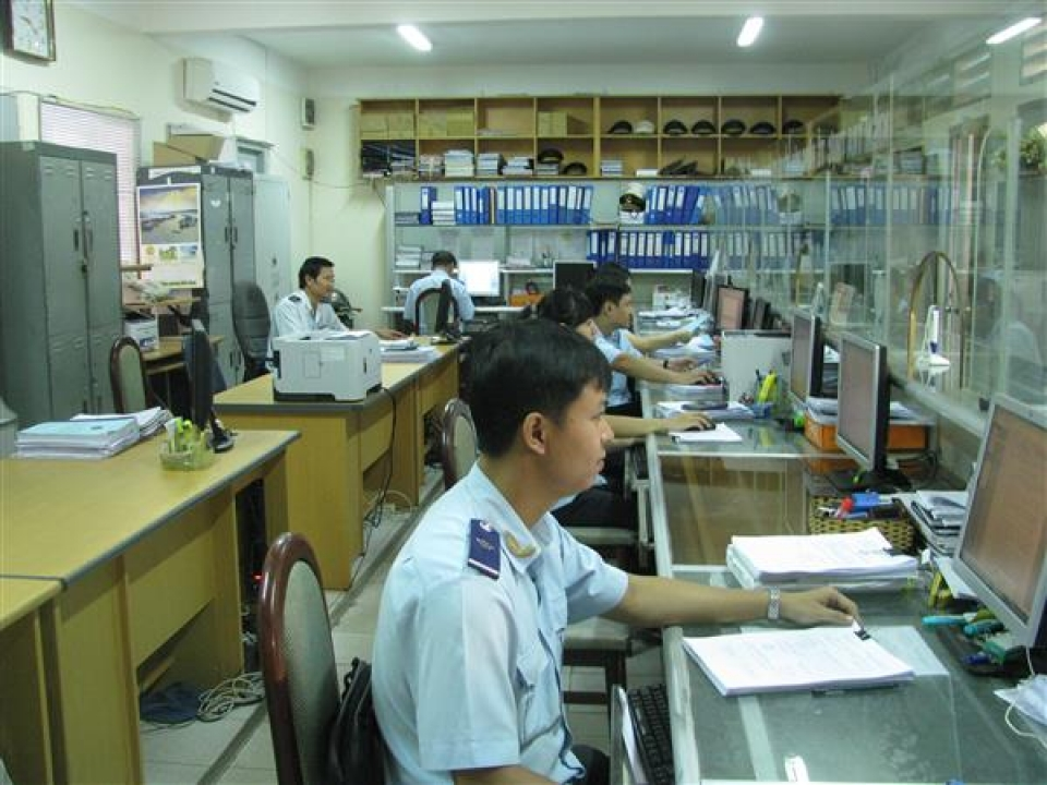 ba ria vung tau customs collecting over 635 billion vnd from post clearance audit