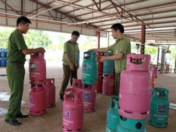 strengthen to inspect and handle violation in business operation of gas