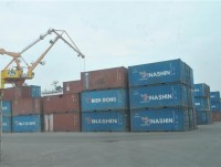 handle 2000 containers of stagnant goods at hai phong port