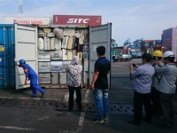 prosecution for smuggling of consumer goods through cat lai port