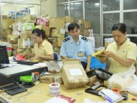 procedures to receive goods from abroad