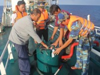 coast guard seized 3 ships illegally transporting petrol on the south west sea