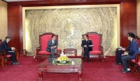 discussion on the cooperation between vietnam customs and mongolia customs