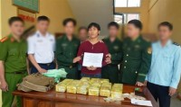 seize 15 kg of meth transporting from laos to vietnam