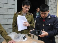 in the 1st quarter customs sector has prosecuted 10 smuggling cases