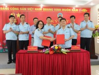 customs news and quang ninh customs department sign coordination status
