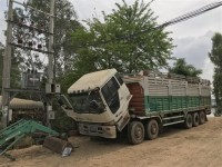 seized a suspected smuggling truck