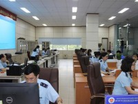quang ninh customs cutting down 13 regular staff when deploying centralized customs management