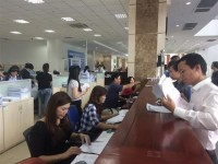 hcm city tax department the tax collection reaches closer to the milestone of 100000 billion vnd in the first 4 months