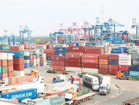 imported consignments are stuck at cai mep port