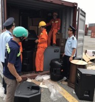 ba ria vung tau the smuggling at seaport area has been reduced