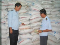 strictly control invoices for avoiding legalization of smuggled sugar