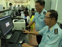 achieve 997 via coordinating to supervise goods through tien sa port da nang