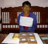 dien bien customs coordinated to arrest 3 drug carriers