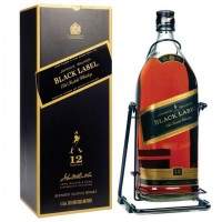 180 johnnie walker bottles hitch hike tractors