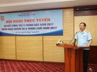 director general nguyen van can strive to achieve 290 billion vnd in budget collection
