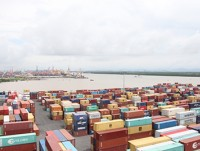 over 15 million containers are coordinated to supervise at hai phong port