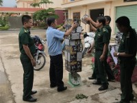 appraise to clarify the case of transport 300 kg fireworks at lao bao border gate