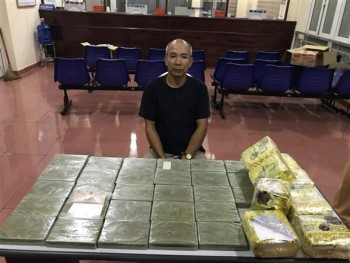 hai phong customs collaborate to seize the biggest case of transport 18kg heroin in the area