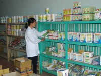 allow to preserve veterinary medicines and raw material for producing veterinary medicines in the warehouse of enterprises