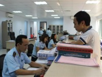 bac ninh customs has achieved over us 71 billion on implementing clearance procedures for imports and exports goods
