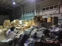 discover 2 violated import containers at da nang from hanoi