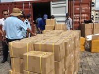 hiep phuoc customs detected smuggled chinese shipments of more than 1 billion vnd