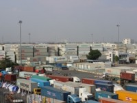 82 backlog cargo containers have been auctioned at cat lai port