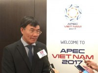 deputy director general of vietnam customs vu ngoc anh the matters of sccp2 meeting have met concern of apec members
