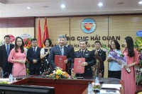 vietnam customs signs agreement with 5 banks to implement online tax payment 247