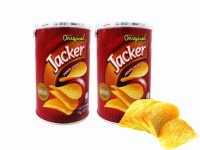 jacker potato chips taxed 20 import duty