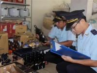 discovering and handling over 43500 cases of counterfeit and intellectual property infringement