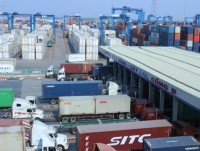 technical connection of automatic supervision system at cat lai port