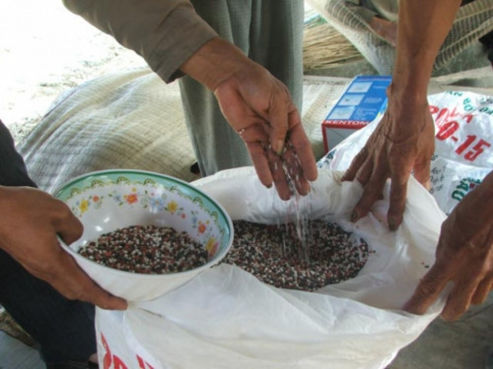 customs strengthen to control fake and low quality fertilizers