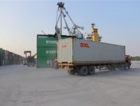 hai phong collecting nearly 550 billion vnd of temporary import and re export goods