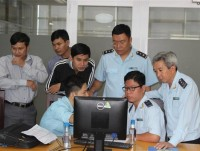 connecting it systems for customs supervision at cat lai port