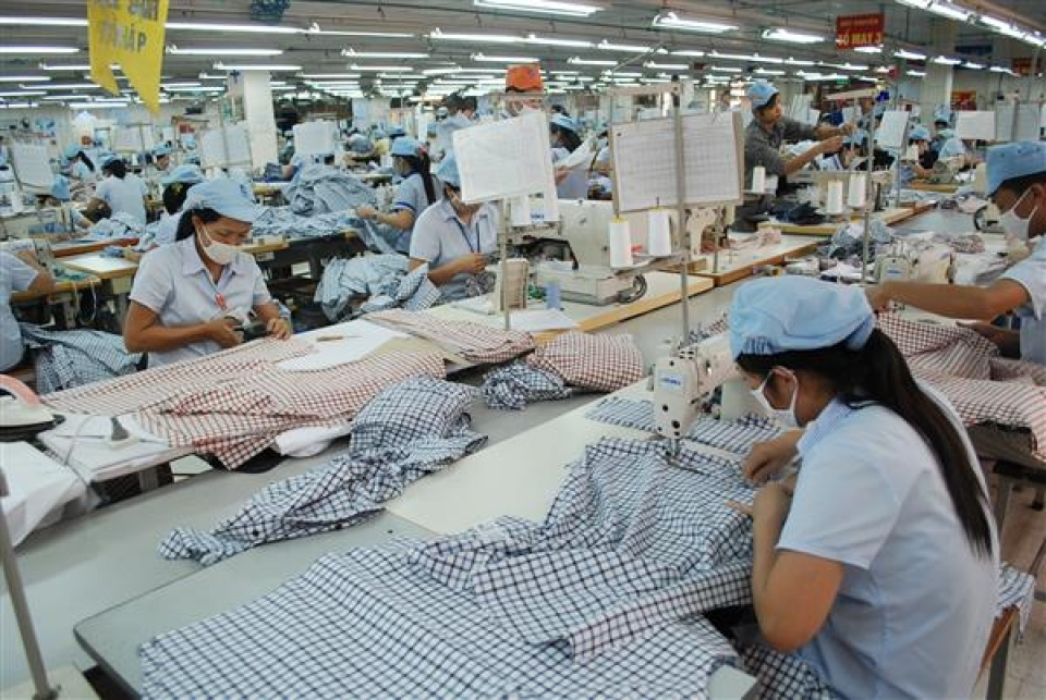 nearly 665 export turnover of textiles is spent on raw materials