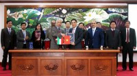 kuwait fund support usd 93 million for preventing climate change in thai binh